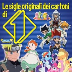 Le sigle originali dei cartoni di Italia 1 [DOCUMENTO SONORO]