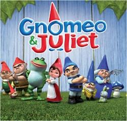 Gnomeo & Juliet [DOCUMENTO SONORO]