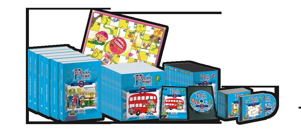 New playtime multimedia