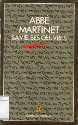 Abbé Martinet