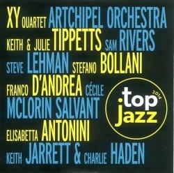 Top jazz 2014 [DOCUMENTO SONORO]