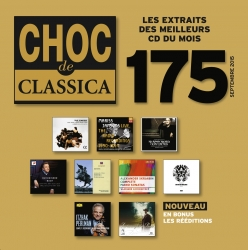 Les chocs N. 175 - Septembre 2015 [DOCUMENTO SONORO]