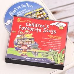 Children's favourite songs [DOCUMENTO SONORO]