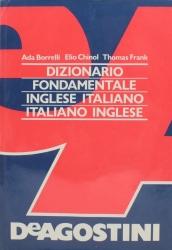 Dizionario fondamentale inglese-italiano, italiano-inglese