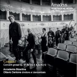 Concerti grossi op. VI, n. 1, 4, 5, 6, 8, 11 e 12 [DOCUMENTO SONORO]