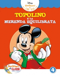 Topolino e la merenda equilibrata