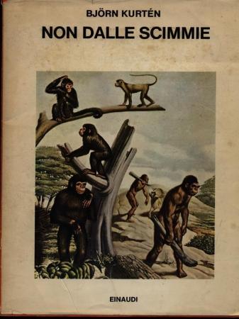 Non dalle scimmie