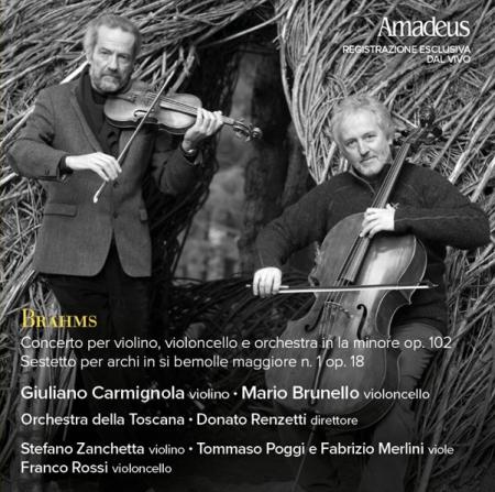 Concerto per violino, violoncello e orchestra op. 102 [DOCUMENTO SONORO]