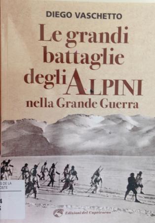 Le grandi battaglie degli alpini [nella Grande Guerra]