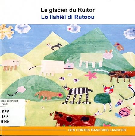 Le glacier du Ruitor