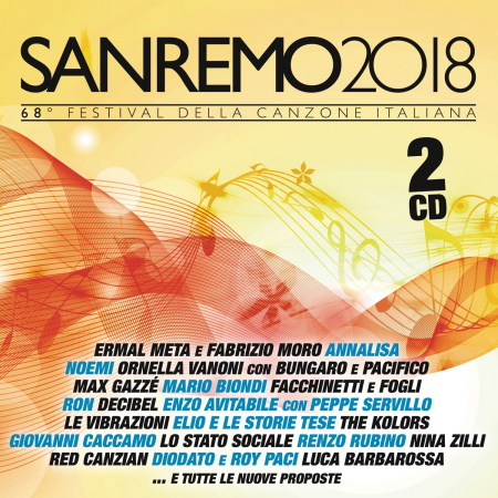 Sanremo 2018 [DOCUMENTO SONORO]
