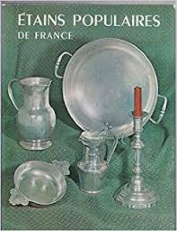Étains populaires de France