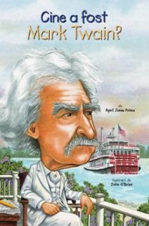 Cine fost Mark Twain?