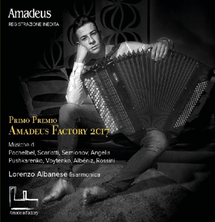 Primo premio Amadeus Factory 2017 [DOCUMENTO SONORO]