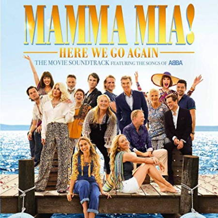 Mamma mia! Here we go again [DOCUMENTO SONORO]