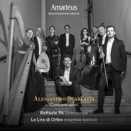 Concerti sacri [DOCUMENTO SONORO]