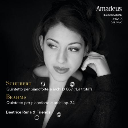 Quintetti per pianoforte e archi [DOCUMENTO SONORO]