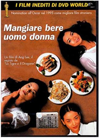 Mangiare bere uomo donna [VIDEOREGISTRAZIONE]
