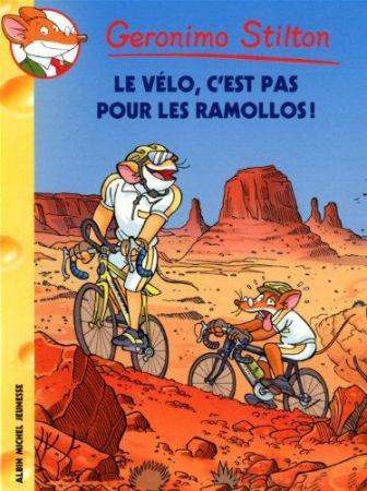 Le vélo, c'est pas pour les ramollos !