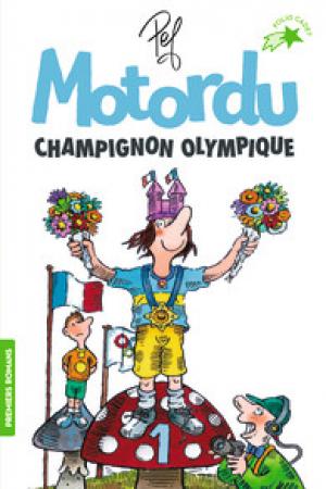 Motordu. Champignon olympique