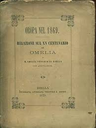 Oropa nel 1869