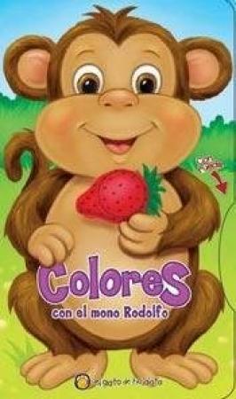 Colores con el mono Rodolfo