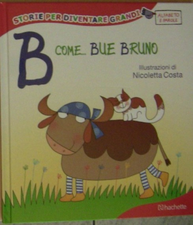 B come... Bue Bruno
