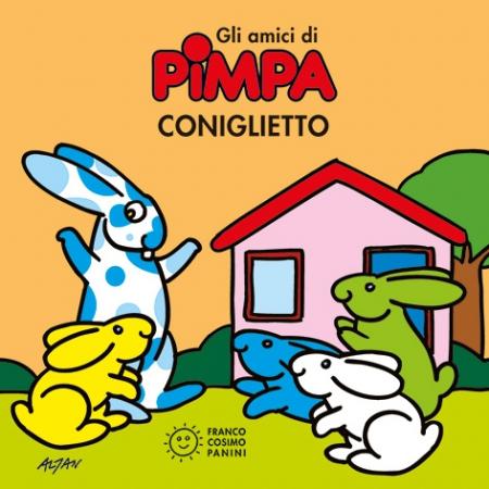 Gli amici di Pimpa. Coniglietto