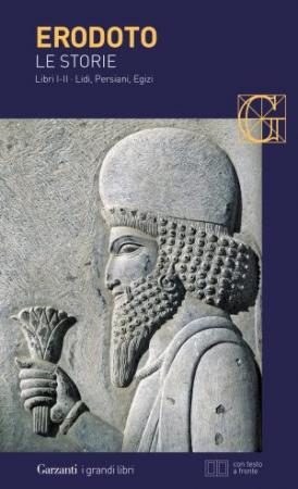 Le storie / Erodoto. Libri 1-2: Lidi, Persiani, Egizi