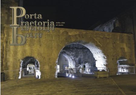 Porta praetoria della città di Aosta