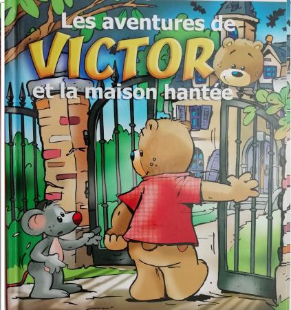 Les aventures de Victor et la maison hantée