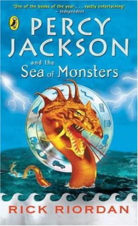 Percy Jackson and the sera of monsters
