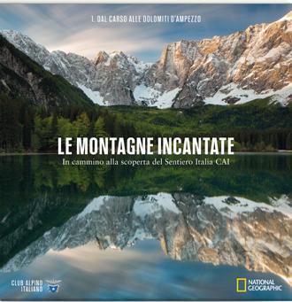 1: Dal Carso alle Dolomiti d'Ampezzo