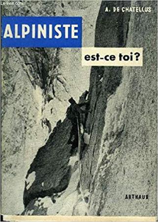 Alpiniste, est-ce toi?