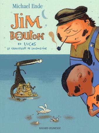 Jim Bouton et Lucas le chauffeur de locomotive. Tome 1