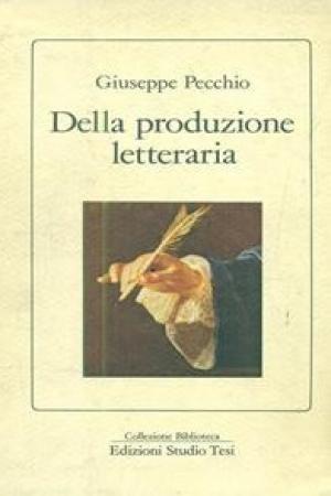 Della produzione letteraria