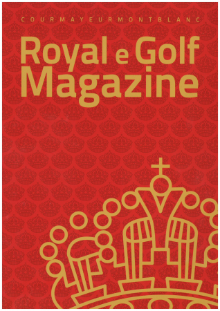 Royal e Golf magazine