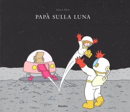 Papà sulla luna