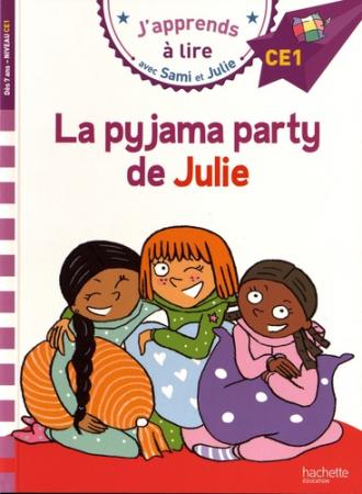 Le pyjama party de Julie