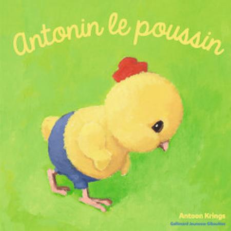 Antonin le poussin