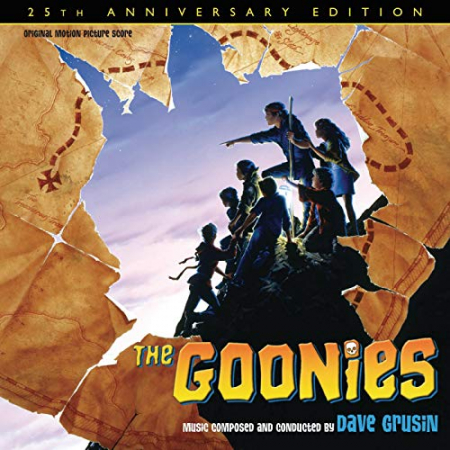 The Goonies [DOCUMENTO SONORO]