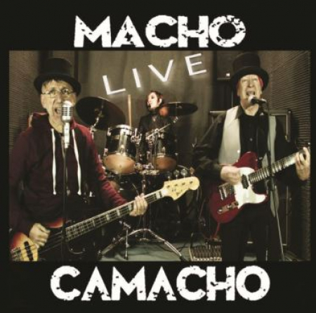 Macho Camacho live [DOCUMENTO SONORO]
