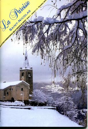 La paroisse Saint-Nicolas