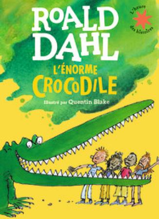 L'énorme crocodile