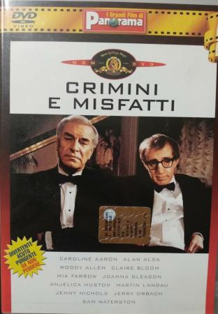 Crimini e misfatti [VIDEOREGISTRAZIONE]