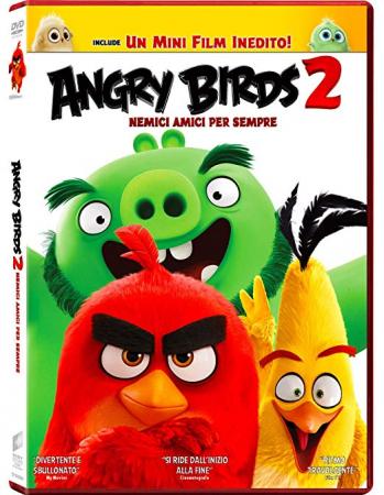 Angry birds 2 [VIDEOREGISTRAZIONE]