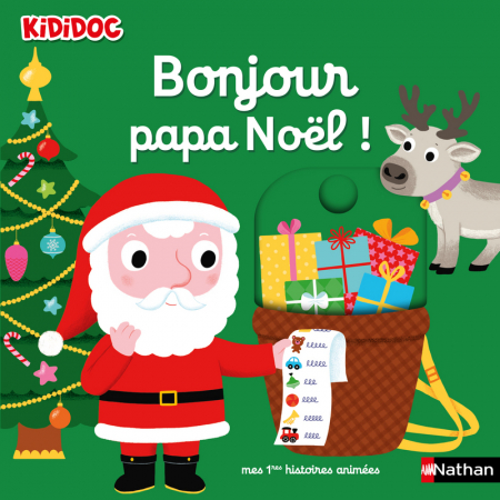 Bonjour papa Noël!