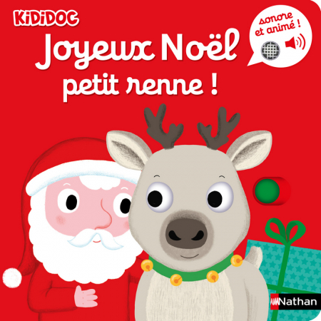 Joyeux Noël petit renne!