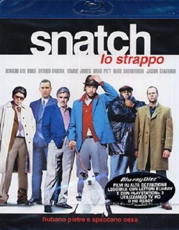 Snatch [VIDEOREGISTRAZIONE]