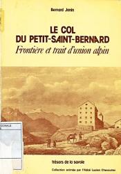 Le col du Petit-Saint-Bernard